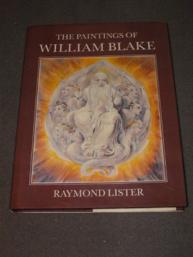 9780521305389: The Paintings of William Blake