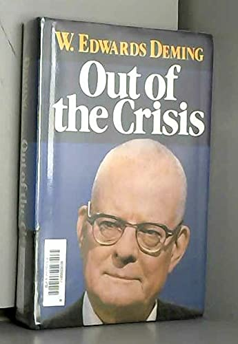 9780521305532: Out of the Crisis
