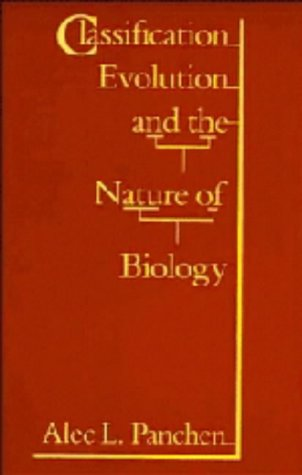 9780521305822: Classification, Evolution, and the Nature of Biology