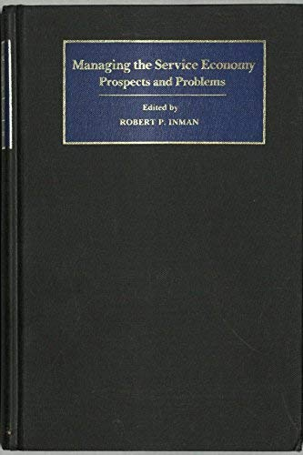 9780521306478: Managing the Service Economy: Prospects and Problems