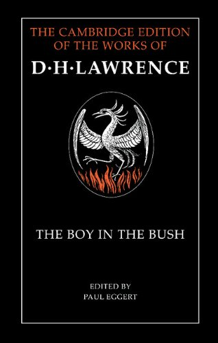 9780521307048: The Boy in the Bush (The Cambridge Edition of the Works of D. H. Lawrence)