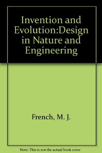 9780521307598: Invention and Evolution:Design in Nature and Engineering
