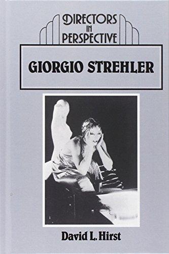 9780521307680: Giorgio Strehler