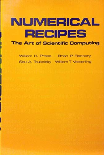 Numerical Recipes Example Book Fortran