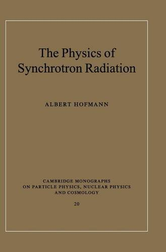 9780521308267: The Physics of Synchrotron Radiation
