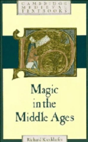 9780521309417: Magic in the Middle Ages