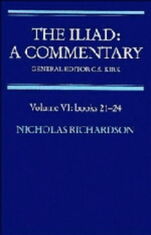 9780521309608: The Iliad: A Commentary: Volume 6, Books 21-24: Books 21-24 v. 6
