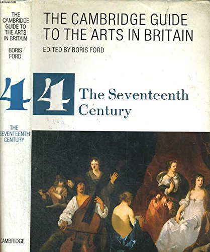 9780521309776: The Cambridge Guide to the Arts in Britain (Volume 4)