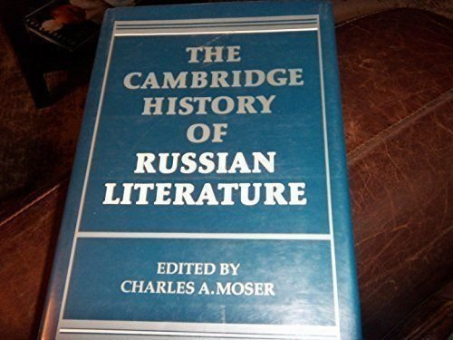 9780521309943: The Cambridge History of Russian Literature