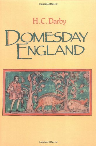 9780521310260: Domesday England (Domesday Geography of England)