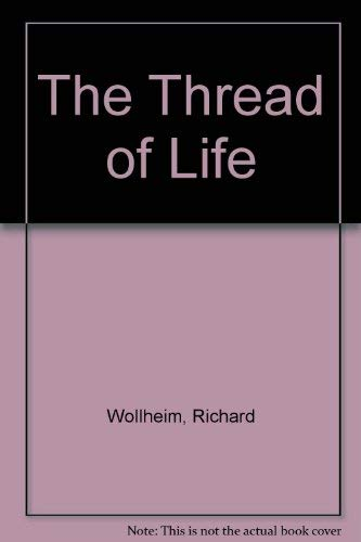 9780521310567: The Thread of Life