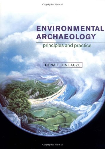 9780521310772: Environmental Archaeology: Principles and Practice