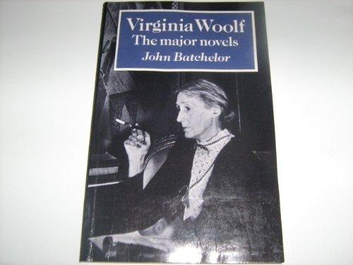 9780521311359: Virginia Woolf: The Major Novels