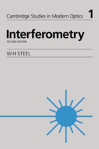 9780521311625: Interferometry (Cambridge Studies in Modern Optics)