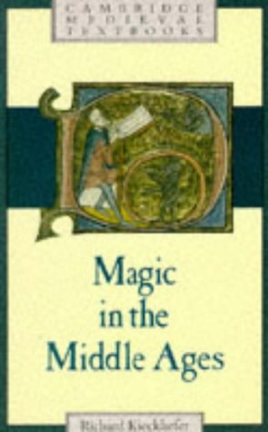 9780521312028: Magic in the Middle Ages (Cambridge Medieval Textbooks)