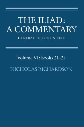 9780521312097: 6: The Iliad: A Commentary (Volume VI: books 21-24)