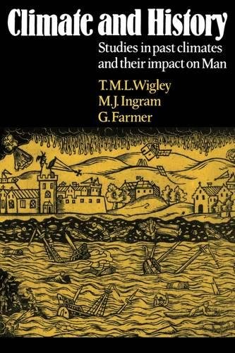 9780521312202: Climate and History: Studies in Past Climates and their Impact on Man