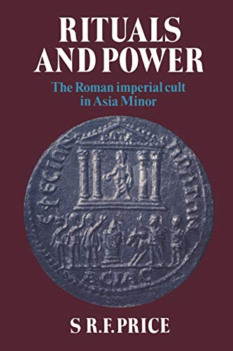 9780521312684: Rituals and Power: The Roman Imperial Cult in Asia Minor