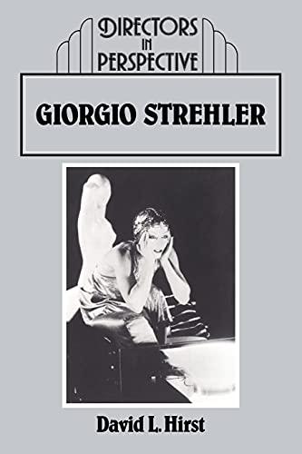 9780521313032: Giorgio Strehler