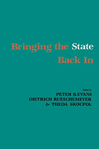 9780521313131: Bringing the State Back In Paperback
