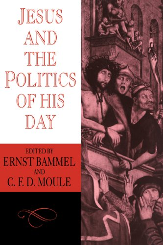 9780521313445: Jesus and the Politics of his Day