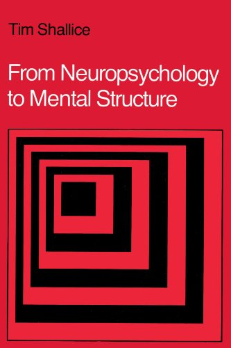 9780521313605: From Neuropsychology to Mental Structure