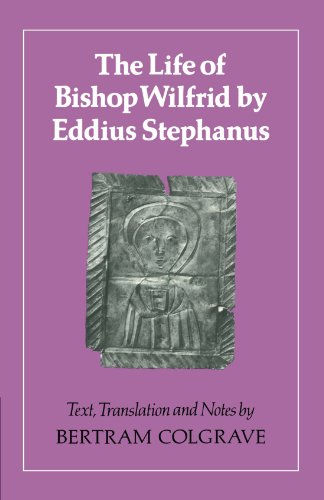 9780521313872: The Life of Bishop Wilfrid
