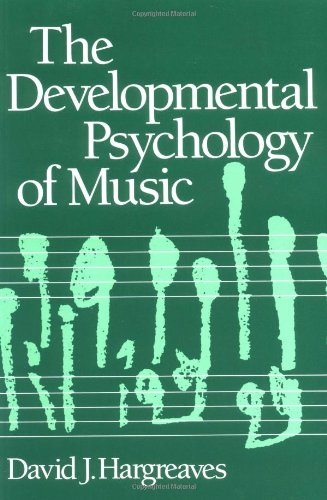 9780521314152: The Developmental Psychology of Music