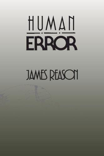 9780521314190: Human Error