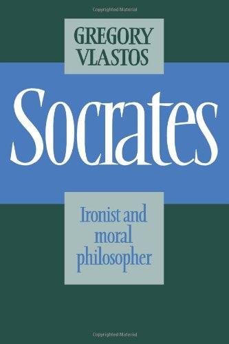 9780521314503: Socrates Paperback: Ironist and Moral Philosopher