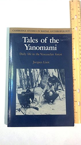 9780521314510: Tales of the Yanomami (Cambridge Studies in Social and Cultural Anthropology)