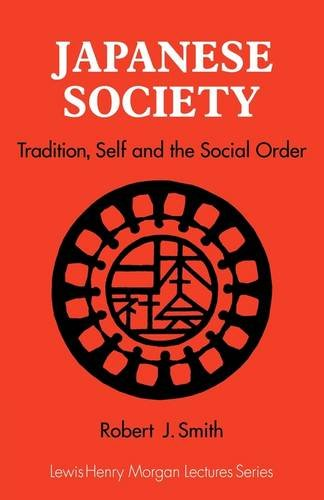 9780521315524: Japanese Society: Tradition, Self, and the Social Order (Lewis Henry Morgan Lectures)