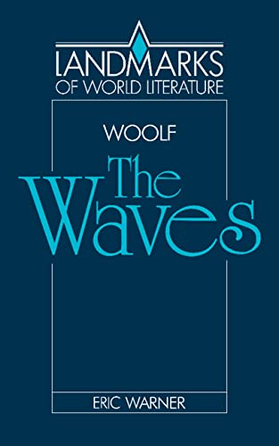 9780521315630: Virginia Woolf: The Waves (Landmarks of World Literature)