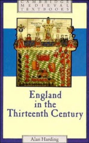 9780521316125: England in the Thirteenth Century (Cambridge Medieval Textbooks)