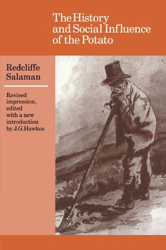 9780521316231: The History and Social Influence of the Potato (Cambridge Paperback Library)