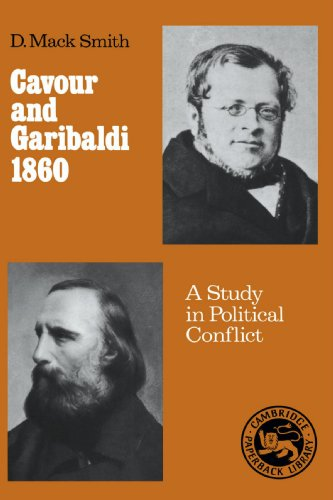 9780521316378: Cavour and Garibaldi 1860: A Study in Political Conflict