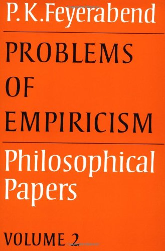9780521316415: Problems of Empiricism: Volume 2: Philosophical Papers (Philosophical Papers, Vol 2)