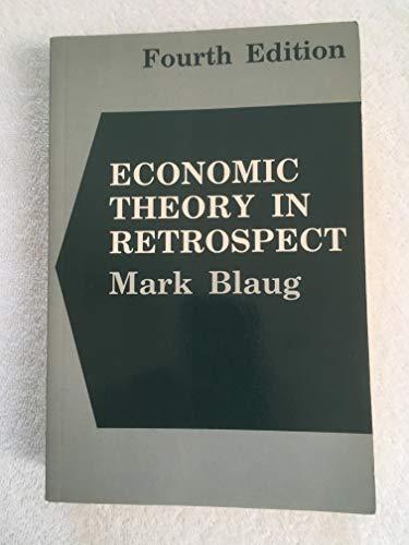 9780521316446: Economic Theory Retrospect