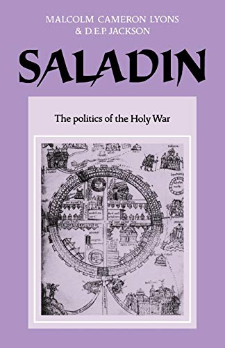 9780521317399: Saladin: The Politics of the Holy War (University of Cambridge Oriental Publications No. 30)