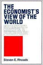 9780521317641: The Economist's View of the World