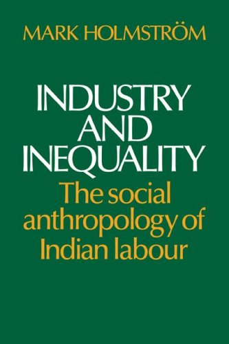 Industry and Inequality: The Social Anthropology of Indian Labour: Mark Holmstrà m