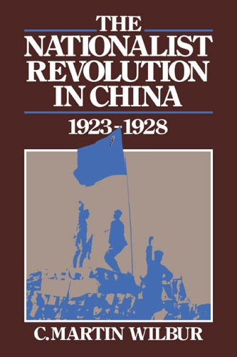 9780521318648: The Nationalist Revolution in China, 1923-1928