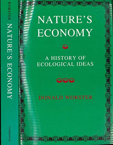 9780521318709: Nature's Economy: A History of Ecological Ideas (Studies in Environment and History)