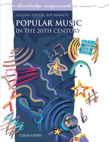 9780521318846: Popular Music (Cambridge Assignments in Music)