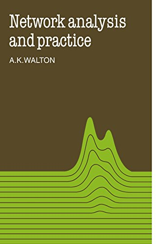 9780521319034: Network Analysis and Practice