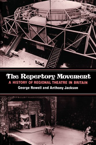 9780521319195: The Repertory Movement: A History of Regional Theatre in Britain
