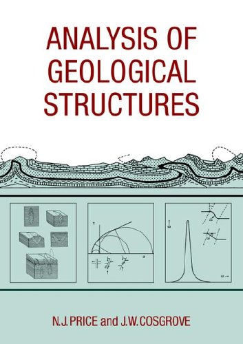 9780521319584: Analysis of Geological Structures