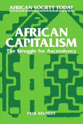 9780521319669: African Capitalism: The Struggle for Ascendency (African Society Today)