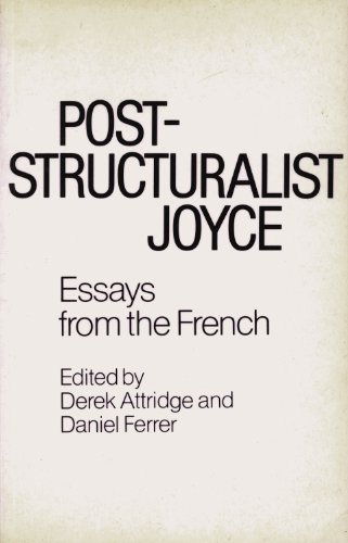 joyce essay So you have to write a literary analysis of araby by james joyce this post gives you the tips to knock this assignment out of the water.