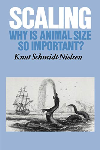 9780521319874: Scaling: Why is Animal Size so Important?